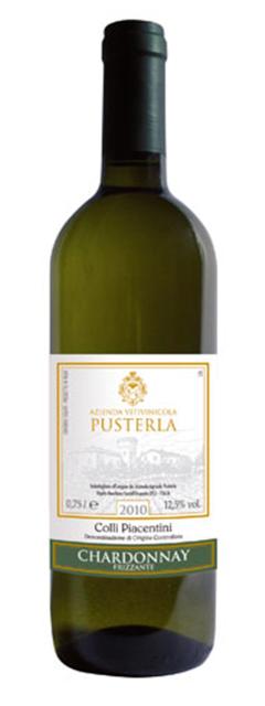 Chardonnay Frizzante - Pusterla