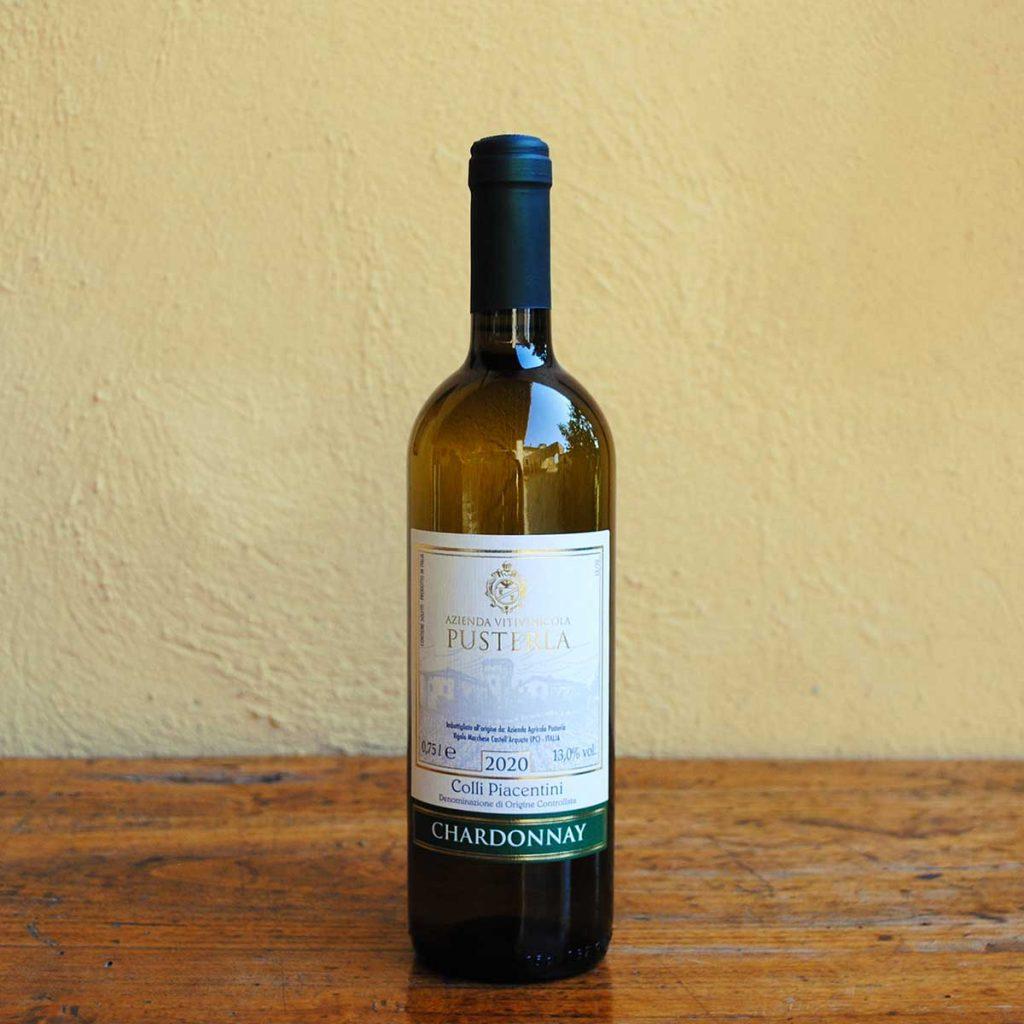 Chardonnay fermo di Pusterla