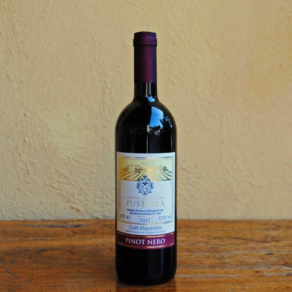 Pinot nero di Pusterla